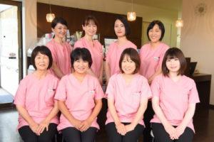 ふき歯科クリニックスタッフ